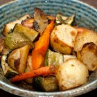 Roasted Vegetables Recipe