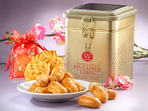 PrimaDéli Pineapple Tarts
