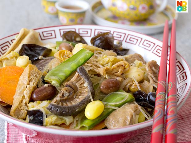 Luo Han Zhai (Buddha's Delight)