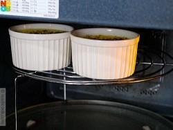 Making Creme Brulee