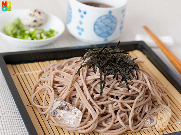 Zaru Soba (Japanese Cold Noodles) - Page 2 of 2 - Noob Cook Recipes