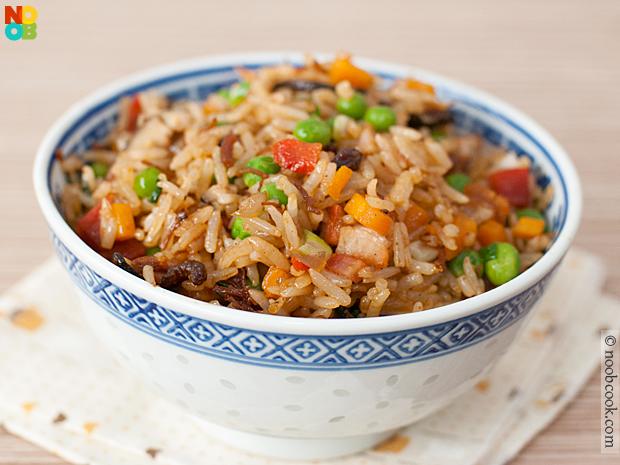 XO Sauce Fried Rice