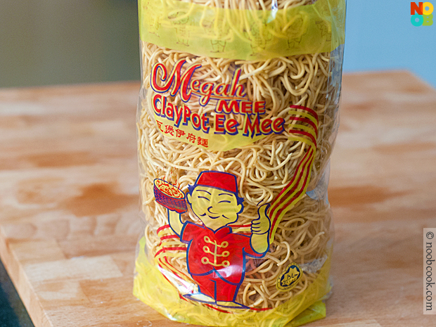 "Ready-made ""Ee Mee"" noodles"