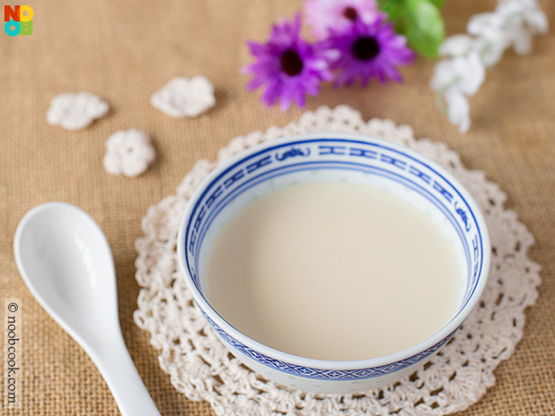 soya beancurd pudding