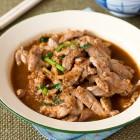 taucheo pork