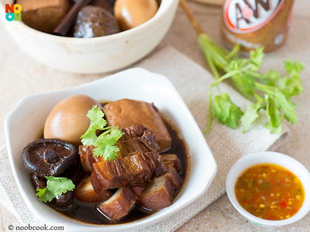 Root Beer Tau Yu Bak