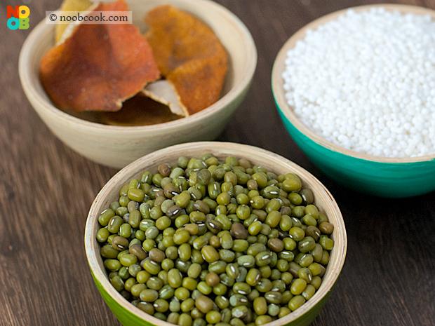 Green Bean Soup Ingredients