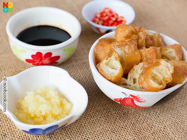 Klang Bak Kut Teh (Sides & Condiments)