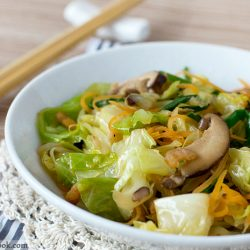 Stir-Fry Cabbage
