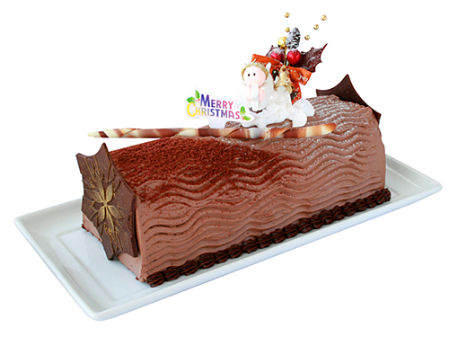 Emicakes Pure Chocolate Magic Logcake