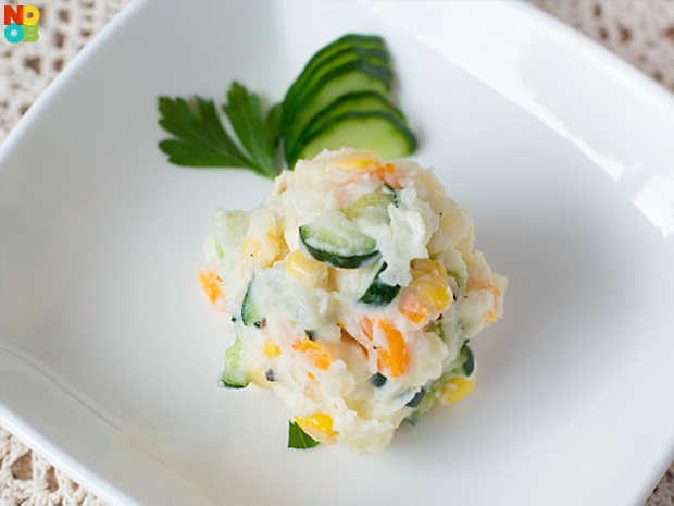 Ultimate Japanese Potato Salad Recipe
