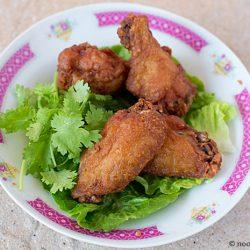 prawn paste chicken