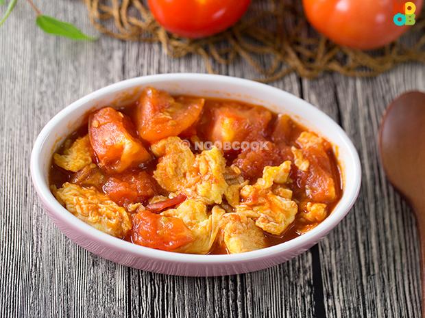 Tomato Eggs Recipe