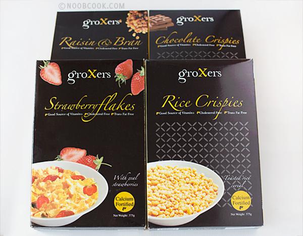 GroXers Cereals