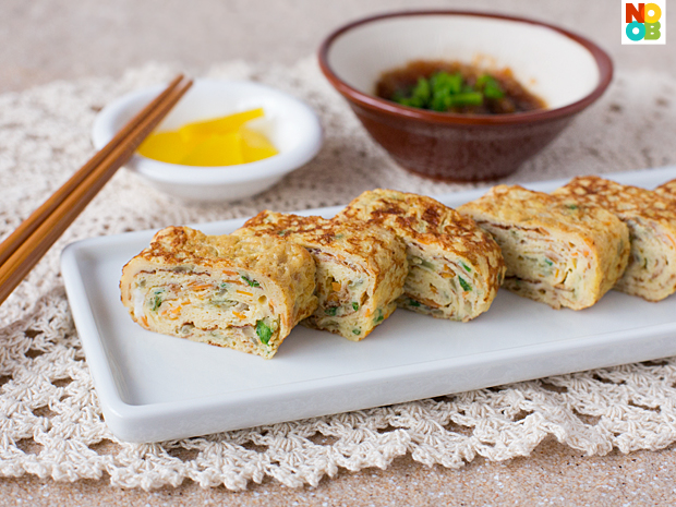 Tamagoyaki Recipe