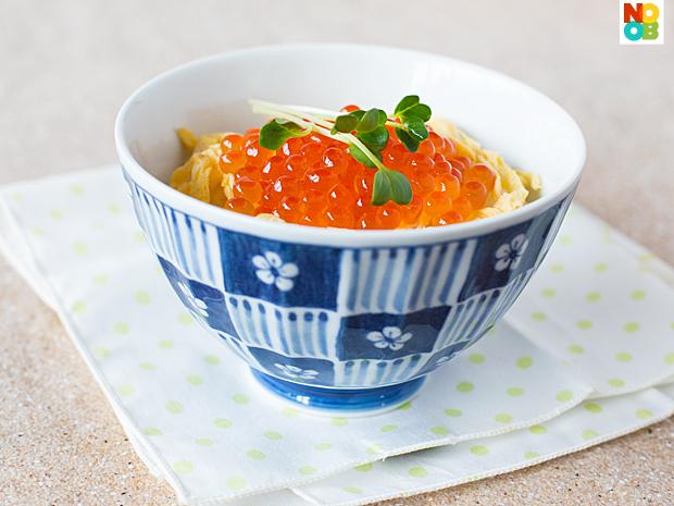 Ikura Don Recipe