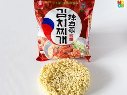 Korean instant noodles (ramyeon)