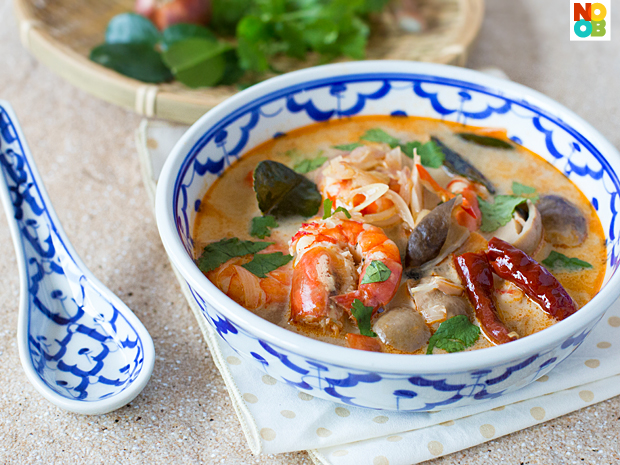 Tom Yum Goong Recipe | Page 2 of 2 | NoobCook.com