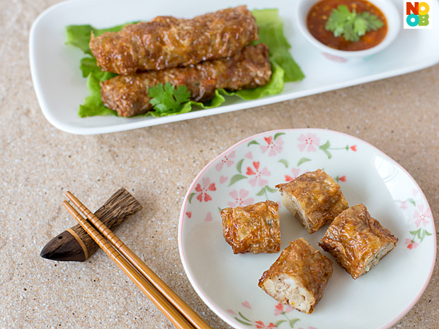 Ngoh Hiang Recipe (Five-Spice Meat Rolls)