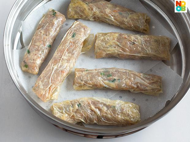 Ngoh Hiang (uncooked)