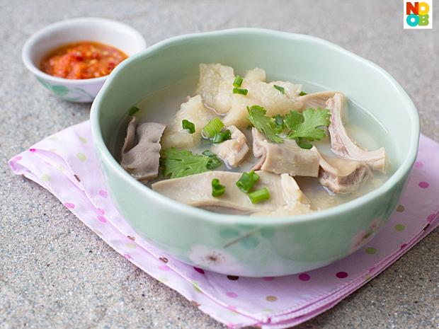 Pig Stomach Soup Recipe