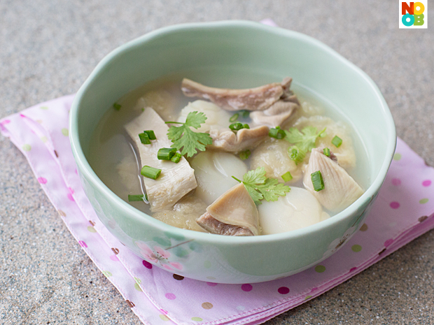 Pig Stomach Soup Recipe