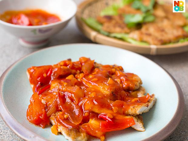 Chinese Tomato Sauce