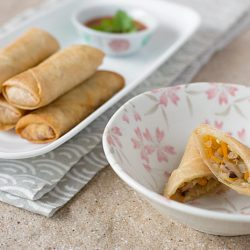 Fried Spring Rolls Recipe