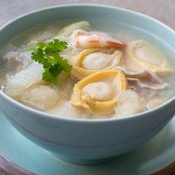 Chinese New Year Porridge Recipe