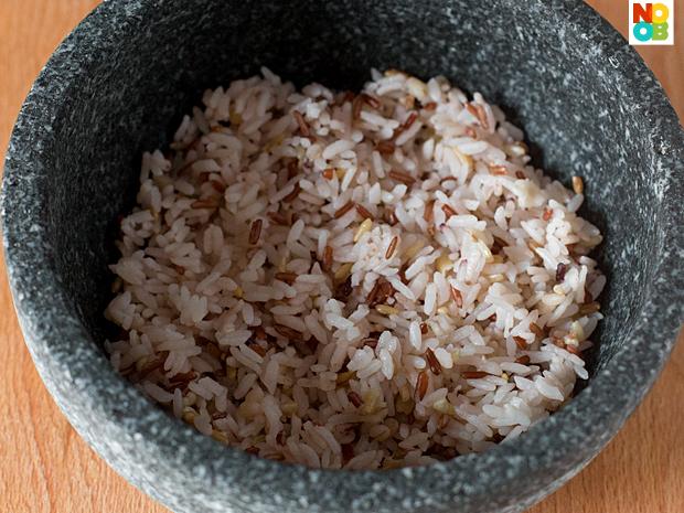 Multi-grain Rice