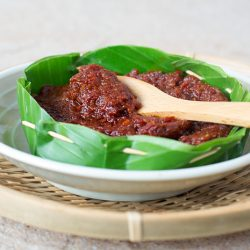 Sambal Tumis Recipe