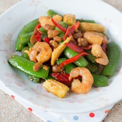 Sugar Snap Peas Stir-fry Recipe