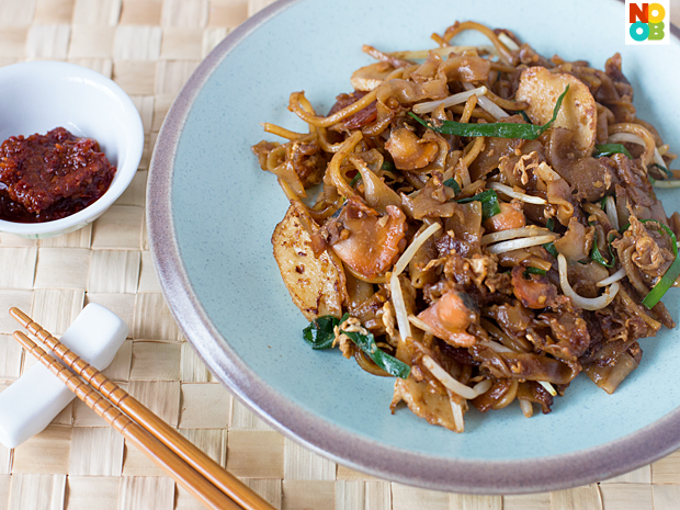 Char Kway Teow Recipe