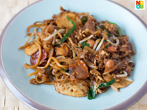 Singapore Char Kway Teow Recipe