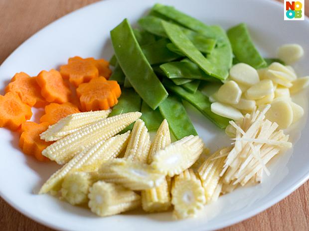 Vegetables & Aromatics