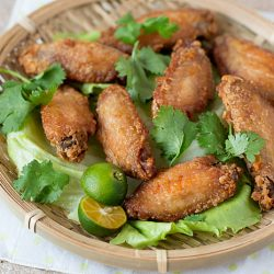 Air-Fried Prawn Paste Chicken Recipe