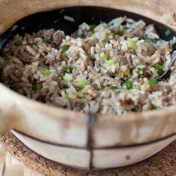 Beef Claypot Rice Recipe