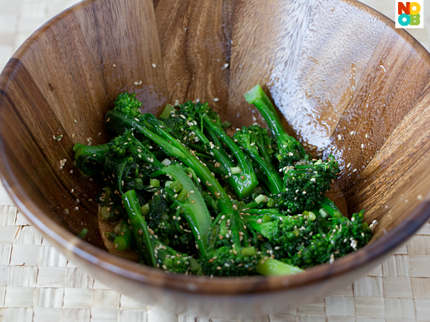 Broccoli Banchan