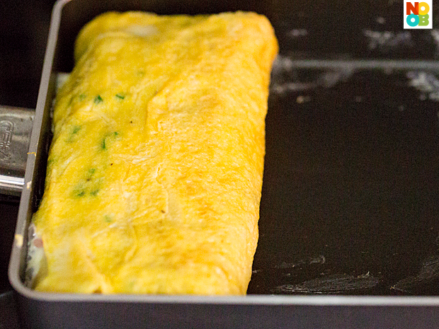 Ham and Cheese Egg Roll Recipe