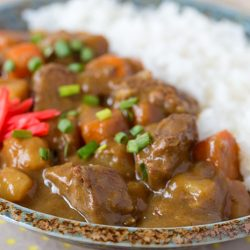 Japanese Beef Curry Recipe