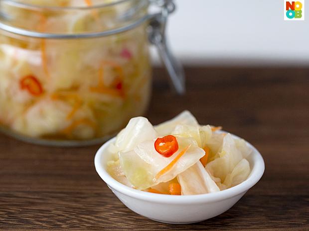 Pickled Cabbage Recipe