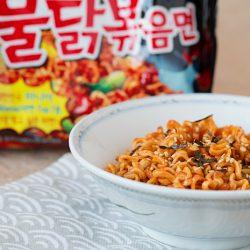 Samyang Fried Chicken Ramyun