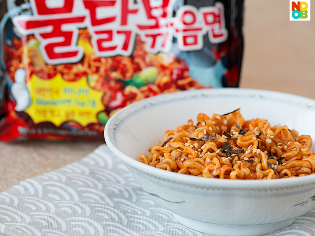 Samyang Fried Chicken Ramyun