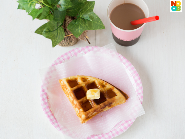 Easy Waffles Recipe