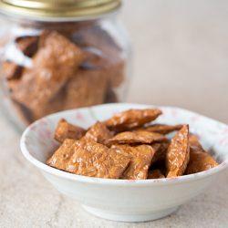 Air-fried Vegetarian Zai Er Recipe