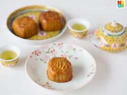 Traditional Baked Mooncakes Recipe