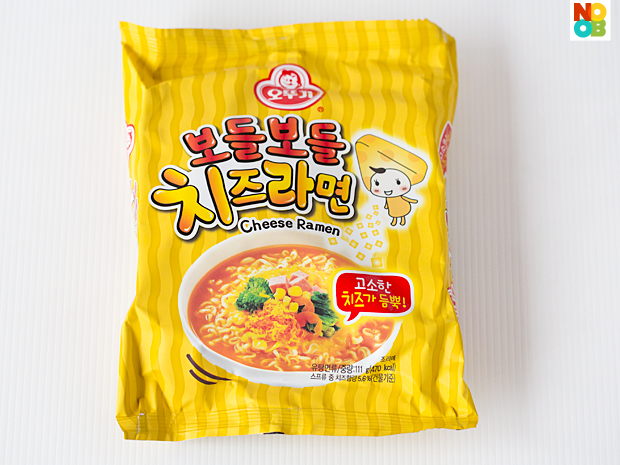 Ottogi Korean Cheese Ramen