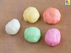 Snowskin Mooncakes Recipe