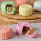 Snowskin Mooncakes Recipe