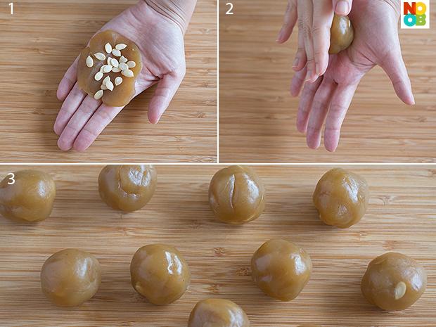 Snowskin Mooncake Recipe